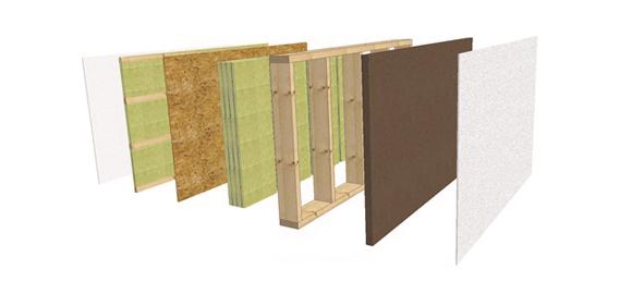 holzbau technologie holzrahmenbau massivholz usw. Black Bedroom Furniture Sets. Home Design Ideas